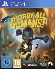 Destroy All Humans! PS4 USK: 16
